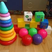 Іграшки за все 45 грн.