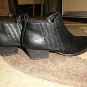 Демисезонные ботиночки р. 38