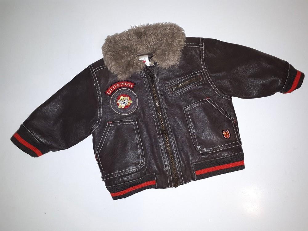 Деми куртка Baby Club 6-9 мес фото №1