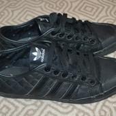 мужские кроссовки Adidas оригинал 24.5 см стелька 37-38 размер