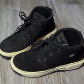 Ботинки полусапоги крипперы Timberland кожа ор-л(38)