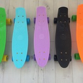 Очень качественные пенни Penny Board Скейтборд Пенниборд пени