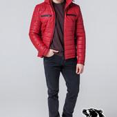 Кожаная куртка Braggart -7033