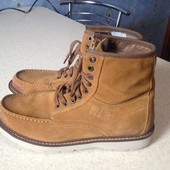 Замшевые ботинки Tommy Hilfiger оригинал 42 eur, 8 uk 9 us
