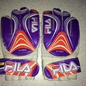 Футбольные перчатки Fila S