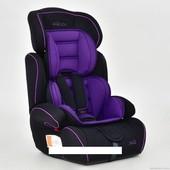 Автокресло детское Joy (группа 1-2-3) 8888 / JB 704 A, фиолетовое
