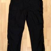Фирменные хлопковые штаны L