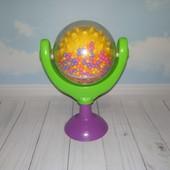 Игрушка развивающая на стол для кормления Вращающийся шар Mothercare