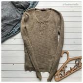 Идеальный свитер Zara рр M
