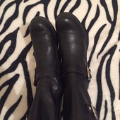 Сапоги ботинки guess
