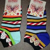 носки Ekmen женские укороченные