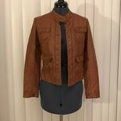 Курточка мягкая кожзам HM сост новой