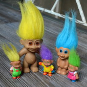 Куклы Тролли