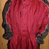 Фирменная стильная демисезонная курточка на богатиря бренд Snowdonia.2хл-3хл