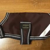 Накидка попона защита от дождя и ветра для собак Amigo р. S