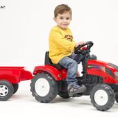 Трактор Педальный с Прицепом Falk 2051AC