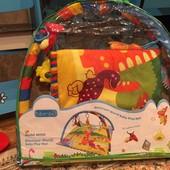 Развивающий детский коврик. Идеальное состояние