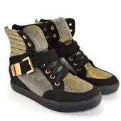 Стильные ботинки Т698