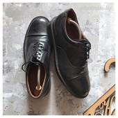 Кожаные мужские туфли George рр 43