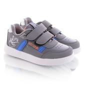 Размеры 26-31 Стильные кроссовки для мальчика