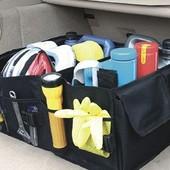 Автомобильный органайзер в багажник Smart Trunk