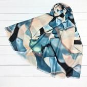 шарф Иллюзия в расцветках