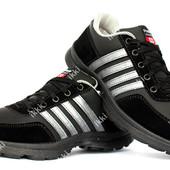42 и 43 р Мужские демисезонные кроссовки на высокой подошве (Л-141)