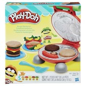 Play Doh Игровой набор Бургер Burger плей до