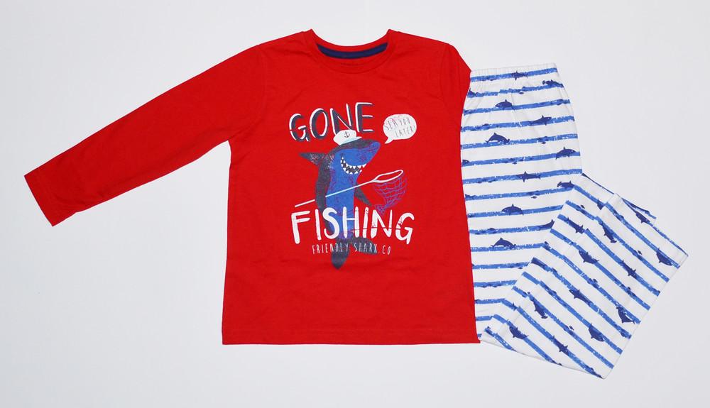Трикотажная пижама для мальчиков, primark фото №1