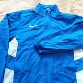 Фирменная олимпийка Nike Dri Fit р.46-48 S