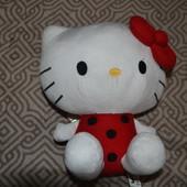 новая большая Hello Kitty 27 см Sanrio оригинал