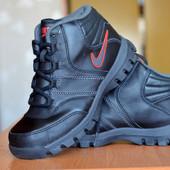 Зимние спортивные ботинки Nike, (р. 37)