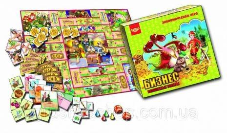 """Захватывающая экономическая игра""""бизнес.волшебные товары"""" фото №1"""