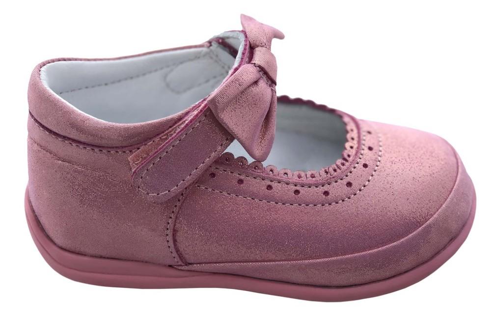 Ортопедические туфли для девочки фирмы перлина. фото №1