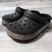 крокс crocs оригинал j2 33/34