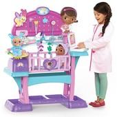 Disney Doc Mcstuffins игровой набор уход за куклами доктор плюшева