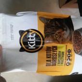 Сухой корм для котов Kitty