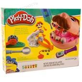 Пластилин Play Doh Стоматолог