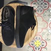 Мужские ботинки черного цвета,39-45, KB,33