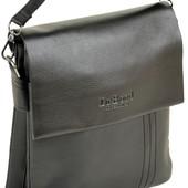 Мужская кожаная сумка планшет Dr.Bond В наличии разные модели