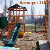 Дитячий майданчик ігровий спортивний гірка. Детская площадка игровая комплекс горка уличная