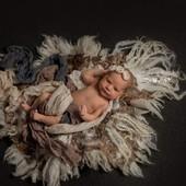 Профессиональный сертифицированный фотограф новорожденных Васильева Наталья, выезд на дом.