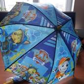 Детский зонт для мальчика Щенячий Патруль