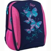 Рюкзак школьный каркасный  Kite Butterfly   K18 732M 2