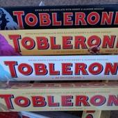 Шоколад Toblerone 100 гр, Швейцария