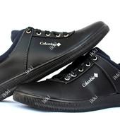 Мужские повседневные кроссовки демисезонные (БТ-02чс)