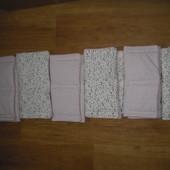 Мягкие накладки-бортики на прутья детской кроватки