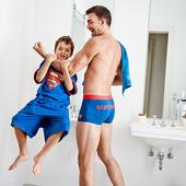 Комплект для дома, футболка и шорты S 44-46 евро Superman Тсм Tchibo