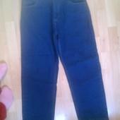 Фирменные джинсы на подкладке 32 р.