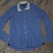 рубашка Tommy Hilfiger размер XL оригинал сост новой